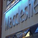 Illuminated Signs, Light up letters, LED signs, Business signs, Manchester