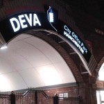 Deva City Office Park Sign Illuminated Sign