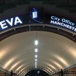 Deva City Office Park Sign