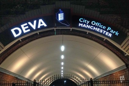 Deva City Office Park, Manchester City Centre