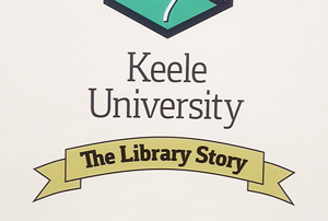 Keele University Library- Wallpaper