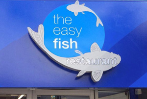 The Easy Fish Restaurant