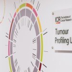 The ICR Tumour Profiling Unit With Wall Graphics