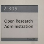 Open Research Administration