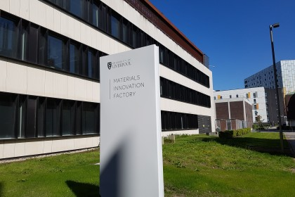 Materials Innovation Factory  – University of Liverpool