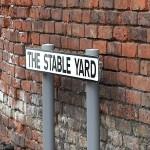 Street Nameplates, Street name signs, Manchester, Cheshire, Lancashire, UK