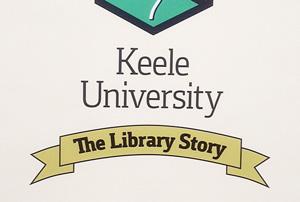 Keele University Library- Wallpaper